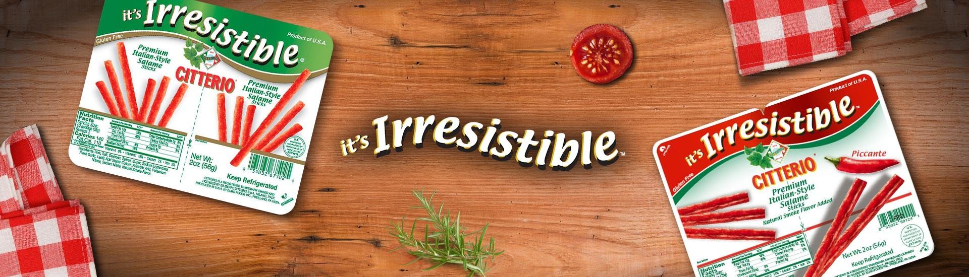 irresistibile