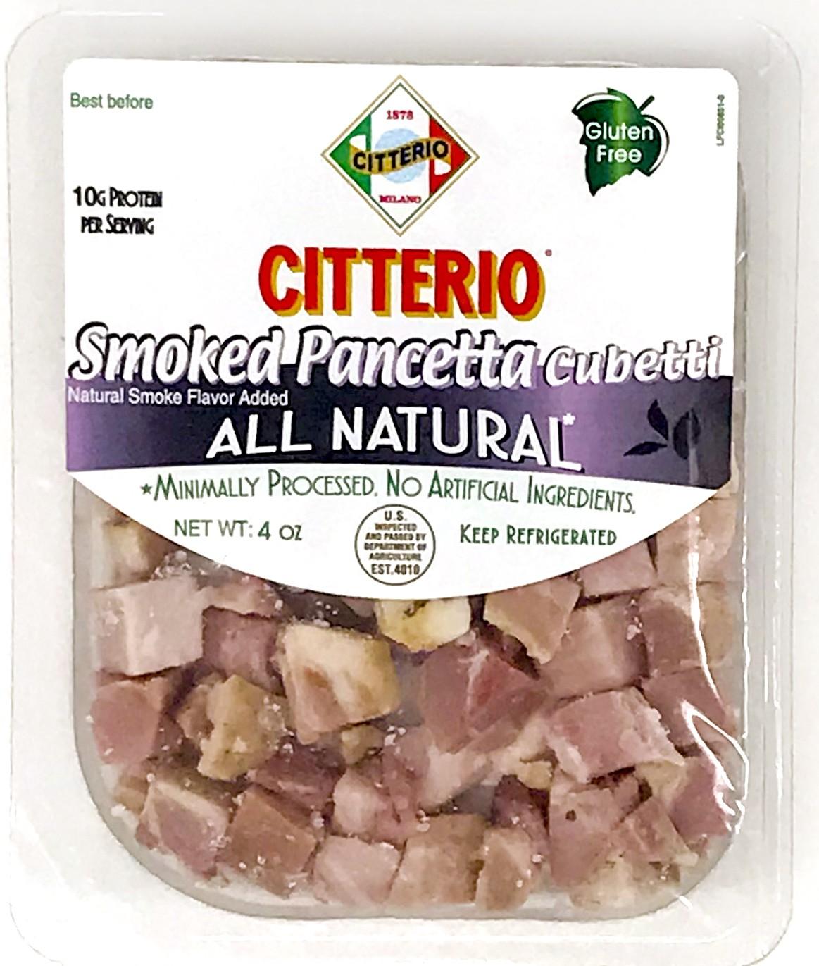 Smoked Cubetti